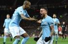 NÓNG: Man City thiệt quân nghiêm trọng cho trận lượt về với Schalke