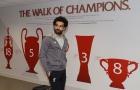 Sao Liverpool thừa nhận áp lực vì ở gần danh hiệu Premier League