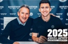 CHÍNH THỨC: Man City trói chân 'siêu hậu vệ' với hợp đồng cực khủng