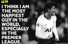 'Tôi là người hạnh phúc nhất thế giới, đặc biệt là ở Premier League'