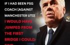 'Tôi sẽ nhảy cầu nếu còn là huấn luyện viên PSG'