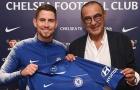 Jorginho và câu chuyện thú vị về tất cả mọi thành viên tại Chelsea
