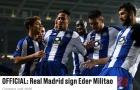 CHÍNH THỨC: Real Madrid chiêu mộ thành công mục tiêu 50 triệu của Man Utd