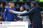 Tiền vệ Chelsea liên tục bị la ó ở Goodison Park