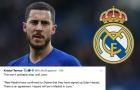 NÓNG! Eden Hazard đã là người của Real Madrid?