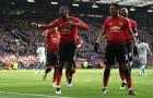 Lập cú đúp phạt đền, Pogba vẫn thua 'Van Gol'