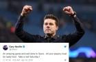 Spurs đả bại Man City, Neville hiến kế siêu hài hước cho Pochettino