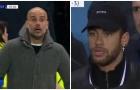 VAR đã biến Guardiola thành... Neymar