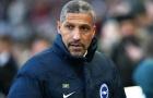 CHÍNH THỨC: Brighton gây sốc sau khi thua Man City