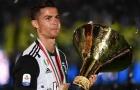 Vĩ đại! Ronaldo là người duy nhất trong lịch sử làm được điều này