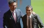 Thua Valencia, Chủ tịch Barca nói lời thật lòng về Valverde