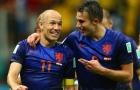'Họ thiếu 1 Van Persie, 1 Robben'