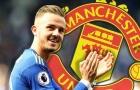 'Mua cậu ấy, Man Utd sẽ có thêm những phương án chuyền bóng mới'