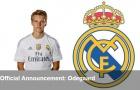 CHÍNH THỨC: Real Madrid chia tay 'quái vật pressing'
