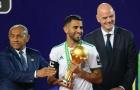 'King Mahrez' và hành trình 348 ngày liên tiếp cho 5 danh hiệu