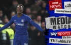Lampard trở lại, Chelsea giữ ngay được 'kỷ lục gia' Europa League
