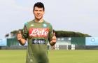 CHÍNH THỨC: 'Dũng sĩ diệt xe tăng' chuyển đến Serie A
