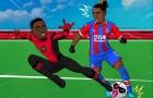 Trở lại Man Utd, Zaha đối mặt với 'nhiệm vụ thất bại' vào năm 2016