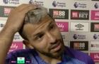 Ghi 400 bàn, Sergio Aguero nói 1 câu gây sốc