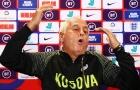 SỐC! HLV Kosovo tuyên bố 'không dùng chiến thuật' để hạ tuyển Anh