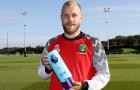 CHÍNH THỨC: Đánh bại Aguero, sao Norwich lập kỷ lục gây sốc ở Premier League