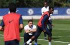 Vừa ký hợp đồng mới, Hudson-Odoi đã bị Lampard 'nắn gân'