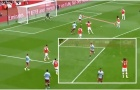 David Luiz đổ lỗi cho ai sau bàn thua của Arsenal?