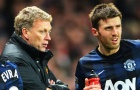 Carrick lý giải nguyên nhân dẫn đến việc Moyes lụn bại ở Man Utd