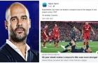 Man City và bài toán khó mang tên Liverpool ở NHA trong hơn 8 thập kỷ qua