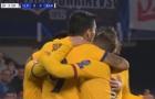 Barca pressing kinh điển thế nào ở bàn thắng của Messi?