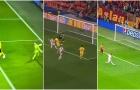 Messi khiến Pepe đỡ chạnh lòng với pha bỏ lỡ khó tin
