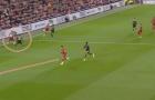 'Chamberlain đã làm điều đó đến 3 lần trước khi Arsenal thủng lưới'