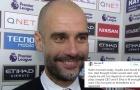 Bất ngờ! Guardiola tạo ra 'cú lừa' ngoạn mục cho Liverpool?