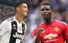 Được Ronaldo thông qua, Juventus đẩy mạnh thương vụ siêu kỷ lục từ Man Utd