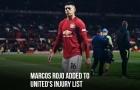 Man Utd đón nhận ca chấn thương mới nhất từ hàng thủ