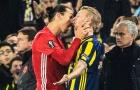 CHÍNH THỨC: AC Milan mang 'kẻ thù' về làm bạn với Ibrahimovic