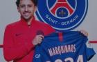 CHÍNH THỨC: PSG ký hợp đồng với 'nỗi đau' của Man Utd