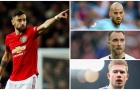 'Cầu thủ Man Utd đó tương đồng với De Bruyne, Silva và Eriksen'