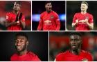 '5 cầu thủ Man Utd không thể trở lại đấu Chelsea'