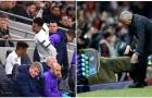 Học theo Mourinho, 'trò cưng' phát điên bên ngoài đường biên