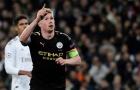 10 thống kê đặc biệt sau trận Real Madrid 1-2 Man City:  Cú sốc về De Bruyne!