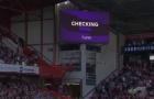 Công nghệ VAR đã cứu Man Utd như thế nào?