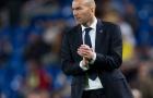 Đụng độ Hùm xám, Zidane 'nắn gân' các học trò