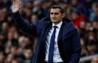 Sau Iniesta, Barca sắp chia tay HLV Valverde?