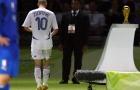 Những giọt nước mắt ám ảnh trong lịch sử bóng đá