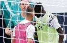 Tuyển Đức náo loạn trước thềm World Cup 2018