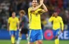 Cuối cùng, Ibrahimovic đã lên tiếng về tuyển Thụy Điển