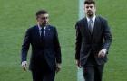 BIẾN LỚN ở Barca: Cuộc chiến giữa Chủ tịch Bartomeu và Pique vẫn chưa ngã ngũ