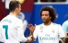 NÓNG: Đồng đội ở Real muốn tái hợp với Ronaldo tại Juventus