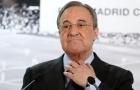 Sau tất cả, Chủ tịch Perez bất ngờ gửi lời cuối cùng đến Zidane và Ronaldo